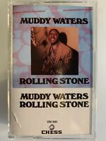 Muddy Waters Rolling Stone (Cassette)
