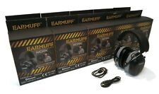 (Pack of 10) EarMuff Headsets, 31 Decibels with Bluetooth & AUX Port Connector