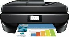 NEW HP OfficeJet 5255 Wireless All-in-One Printer, HP Instant Ink (M2U75A),Black