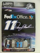 #11 DENNY HAMLIN - FED EX OFFICE TOYOTA CAMRY - SPECIAL PROMO 1:64 CAR -ACT 2012