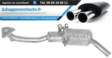 Filtres à particules Porsche Panamera I 3.0 97011334930 97011334932 970113349FX