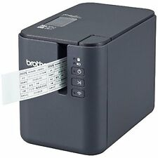 Brother Pt-P900W Wi-fi Desktop Laminated Thermal BarCode Label Printer New