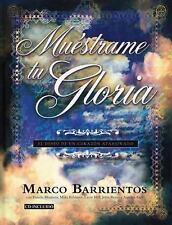 Muestrame Tu Gloria by Marco Barrientos (2004, Hardcover)