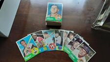 1963 Topps Baseball Lot of 78 Different Cards (see photos)