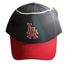cheaper 5e573 2e0fe Mens Major League Baseball Los Angeles Angels 1961 Halo Snapback Cap Navy  Red