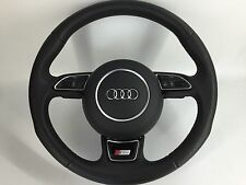 S-Line Audi S5 A5 Q5 Q7 RS5 multifunction steering wheel DSG PADDLES 8K0419091CB