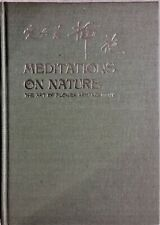 "Guc Hardcover Book ""Meditations on Nature: The Art of Flower Arrangement"""