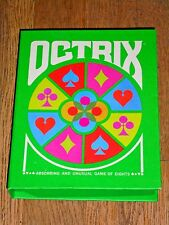 """OCTRIX: Absorbing & Unusual Game of Eights"" (3M, 1970)"