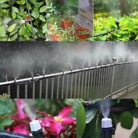 10m Bewässerungssystem DIY Micro Bewässerung Tropfschlauch Garten Drippers
