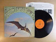 The Flock – Dinosaur Swamps , LP, NL 1970, orange CBS, foc,  Vinyl: vg+