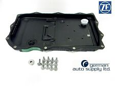 BMW Automatic Transmission Oil Pan and Filter Kit - ZF PARTS - 24118612901 - OEM