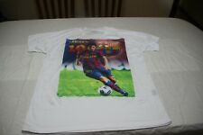 T-Shirt Of Football of The Player Lionel Messi Size L Shirt