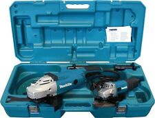 Makita DK0052G Winkelschleifer Set 840 W u. 2200 Watt  Nachf. MEU049 NEUHEIT