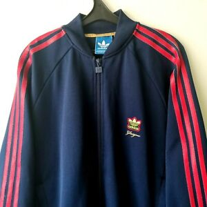 Rare Anniversary Edition Adidas Glasgow Track Top City Series 1/300 Size - L