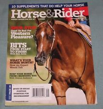 Horse & Rider Magazine - September 2006 - 10 supplements that do help your horse