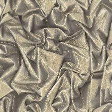 Muriva Crushed Velvet Glitter Satin Soft Gold Sparkle Silk Wallpaper L14212
