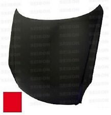for G35 coupe 03 04 05 06 07 INFINITI OE SEIBON CARBON FIBER HOOD