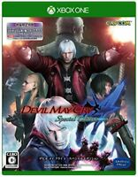 New Xbox One DEVIL MAY CRY 4 Special Edition w/DLC  REGION FREE Registerd