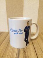 Tasse Flugbegleiter Steward Keramik NEU