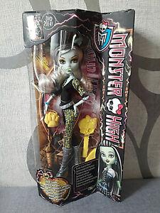Monster High Freaky Fusion Frankie Stein - Neu & OVP