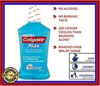 Colgate Plax Cool Mint Mouthwash - 500 ml