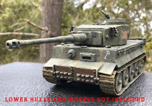 Kellys Heroes Tiger 34 Tank Resin Conversion Kit