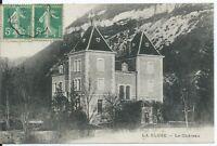 CPA 01- LA CLUSE - Le Château
