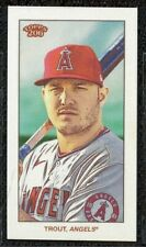 2020 Topps T206 PIEDMONT Mike Trout Los Angeles Angels Parallel Insert
