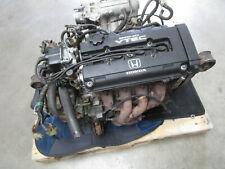 Moteur Swap HONDA CRX ee8 Civic ee9 Bj. 1990-1992 b16a1 150ps 110 KW