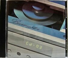 Burmester AudioSysteme Vorfuhrungs CD-03 - Sampler / Demo CD - 1998 GERMANY NM