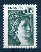 France 1980 5c Marianne defin stamp mint