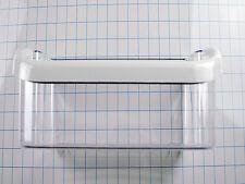 241808205 NEW Frigidaire Electrolux Refrigerator Door Bin Clear/White OEM