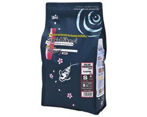 Saki-hikari Color Enhancing Small 2kg (New stock best before 2023)