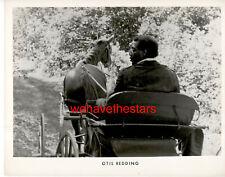 VINTAGE Otis Redding 60s POP SINGER Publicity Portrait