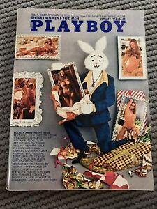 Playboy Magazine Janaury 1973