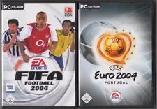 FIFA 04 2004 Football Classique + UEFA Euro 2004 Portugal Jeux PC