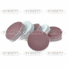 100pcs 2inch(50mm) 2000Grit Sander Disc Sanding Pad Polishing Pad Sandpaper