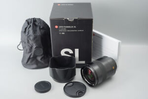 Leica Summilux SL 50mm f/1.4 ASPH. Lens, for SL L-Mount, 11180, Boxed