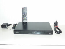 Lg bp135 Blu-ray Player + DVD Player con mando a distancia