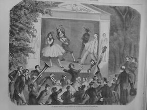 1857 I Theatre Military Grenadier Sam Courbevoie