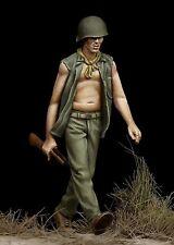 TB-35105 US Marine Corps soldier #2 WW II 1/35 resin kit - The Bodi