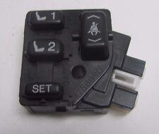 KM504131 90-94 LEXUS LS 400 LEFT SEAT BELT MEMORY ADJUSTMENT CONTROL SWITCH OEM
