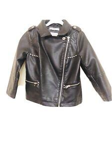 Girls Jacket Size 3