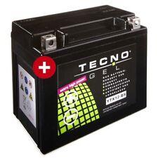 Motorrad TECNO Gel Batterie YTX12-BS für Suzuki GSX 1300 B-King
