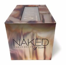 Urban Decay Naked *4Some Vault Gift Set - Naked Eyeshadow Palettes +Heat Holiday