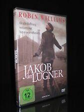 DVD JAKOB DER LÜGNER - ROBIN WILLIAMS + ALAN ARKIN + ARMIN MÜLLER-STAHL * NEU *