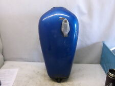 "1979 Yamaha XS750 and 1980-1981 Yamaha XS850 ""Special""  Blue Gas Tank"