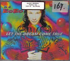 DJ Bobo-Let the dream come true cd maxisingle