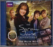 The Sarah Jane Adventures The White Wolf Audio CD MINT SJA Elisabeth Sladen