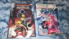 Marvel Comics Starbrand/ Night Mask #3,4